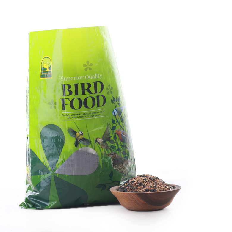 Deluxe wild bird food - bag