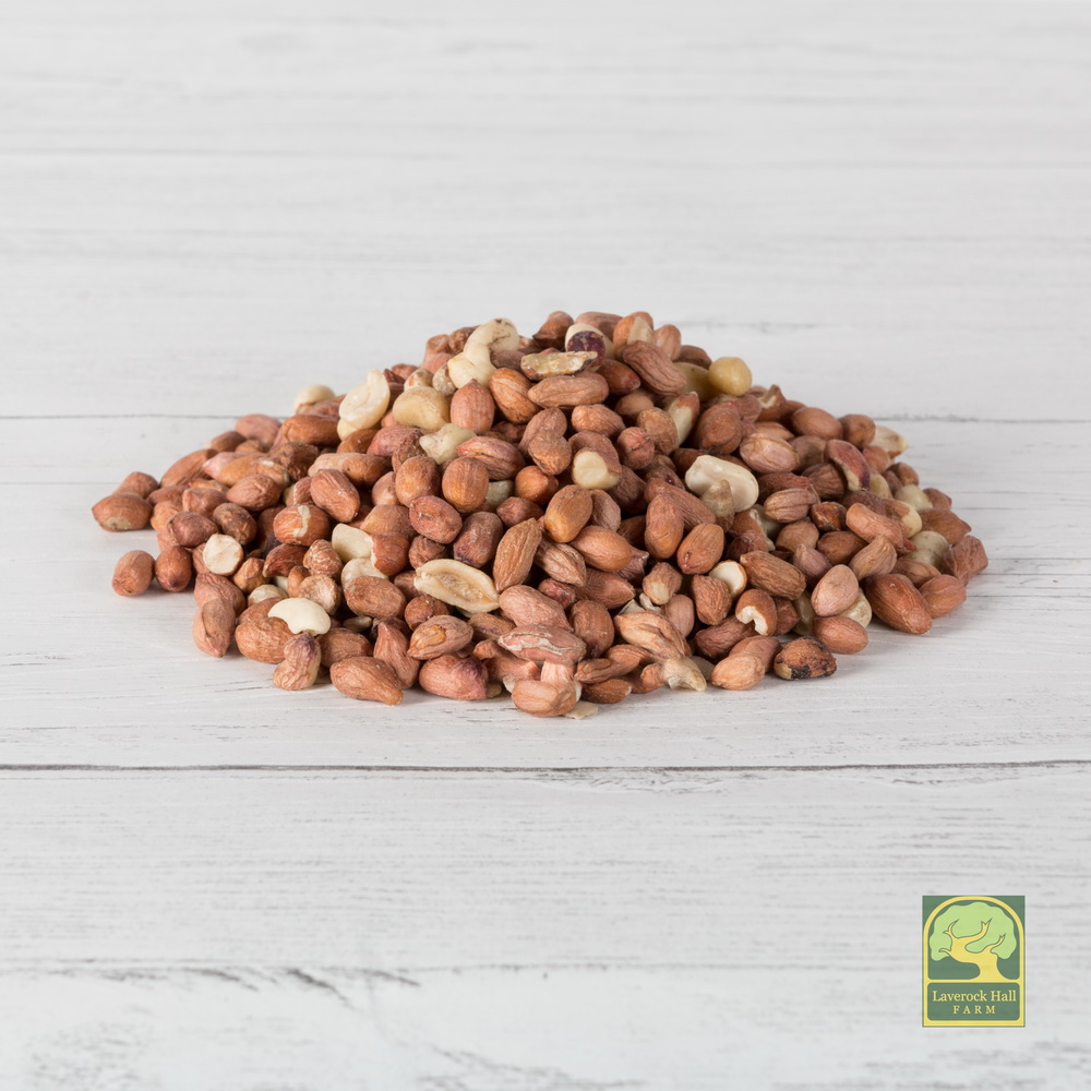 Laverock Bird food - Peanuts-1
