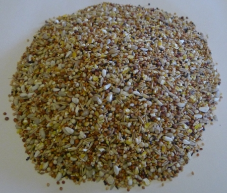 No Waste Wild Bird Food