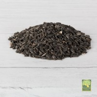 Laverock Bird food - Black sunflowers-1