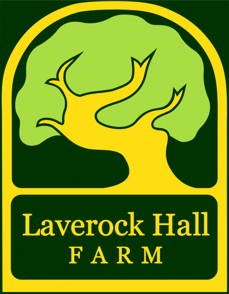 Laverock hall farm logo